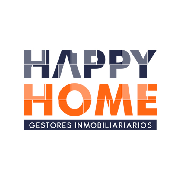 Logotipo Happy Home Gestores Inmobiliarios