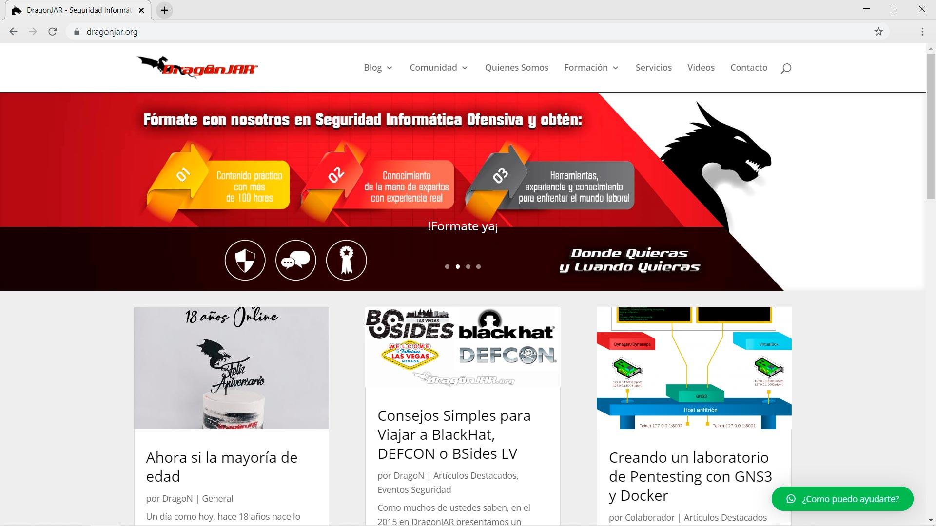 www.dragonjar.org
